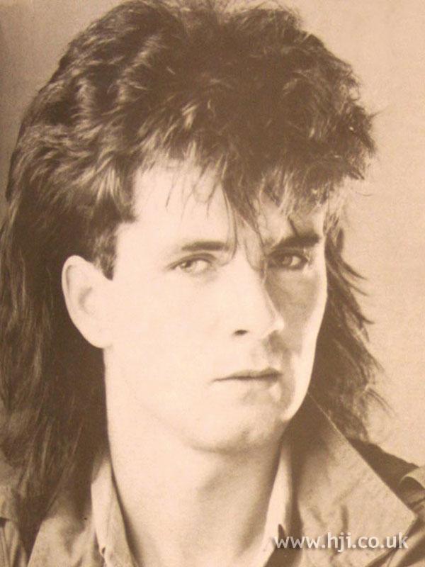1984 men shaggy