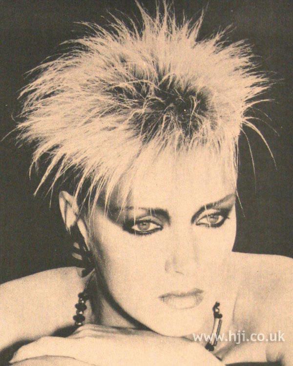 1984 short blonde2