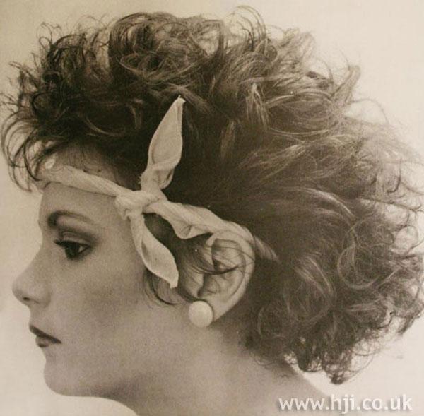 1984 short curls