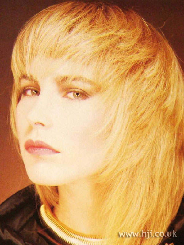 1986 blonde layers