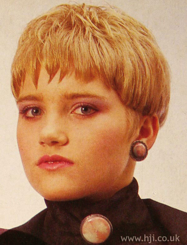 1986 blonde smooth