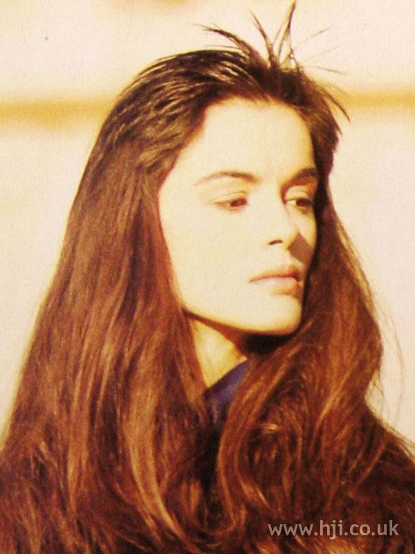1986 brunette long1