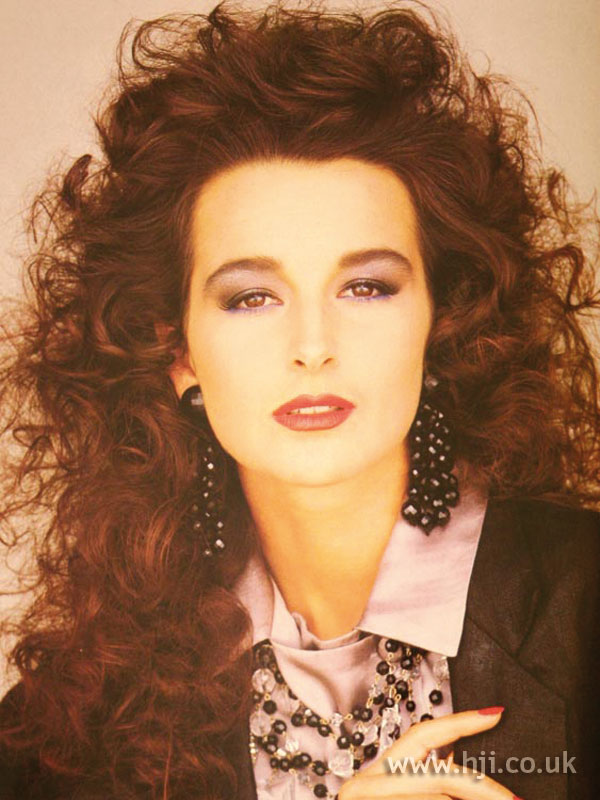 1986 brunette volume