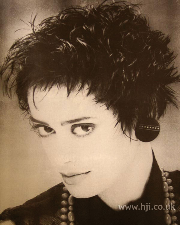 spiky haircuts for 1986 layers spiky hairstyle 4981