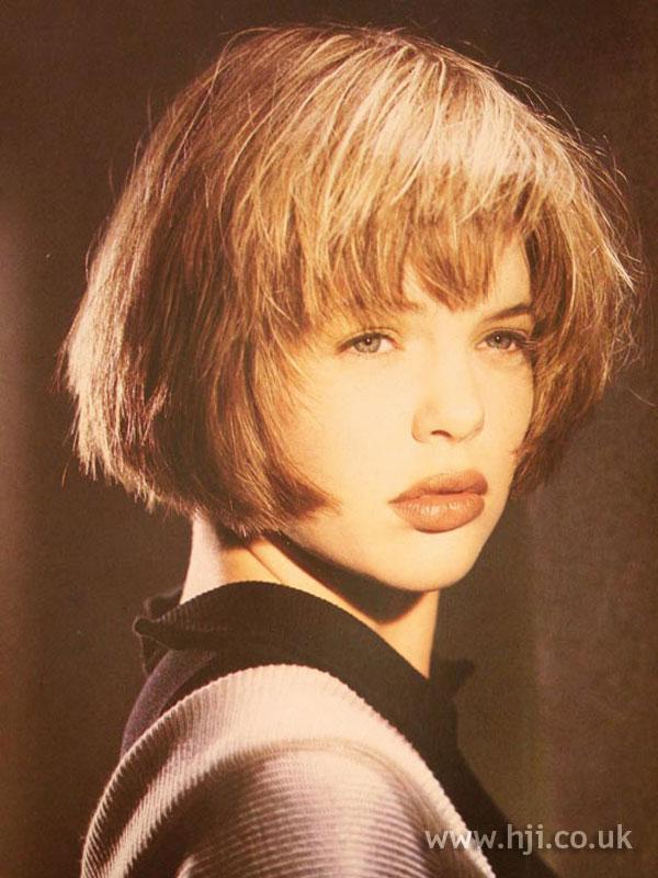 1986 shaggy bob hairstyle