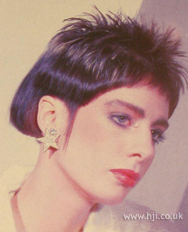 1986 short spikes