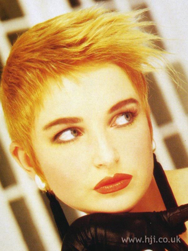 1987 asymmetric redhead