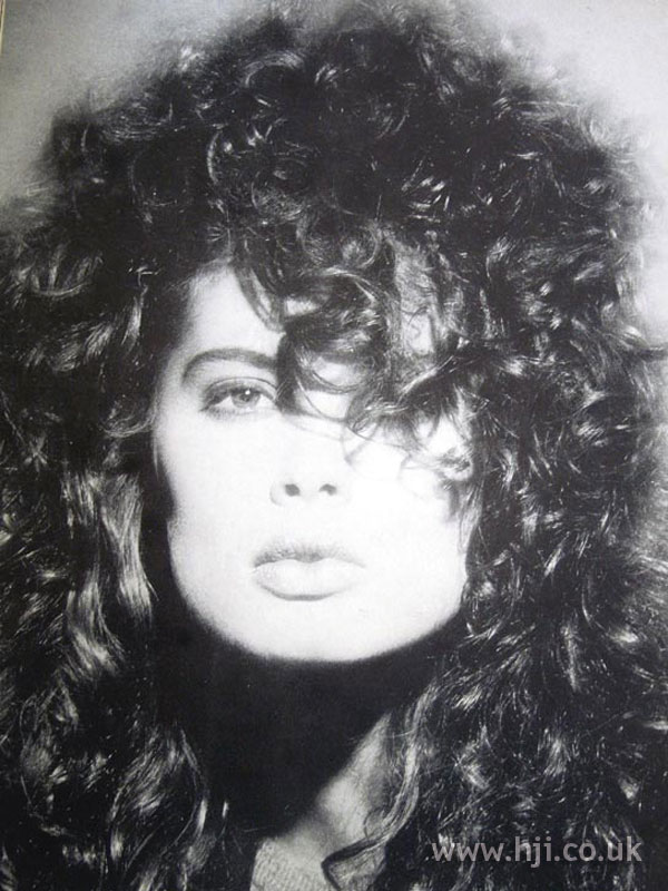 1987 long perm hairstyle