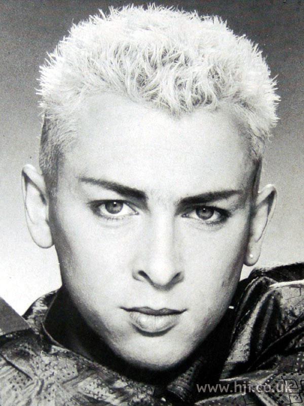 1987 men bleached