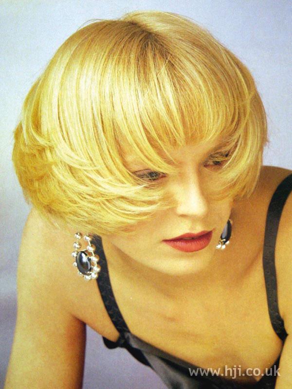 1987 smooth bob hairstyle