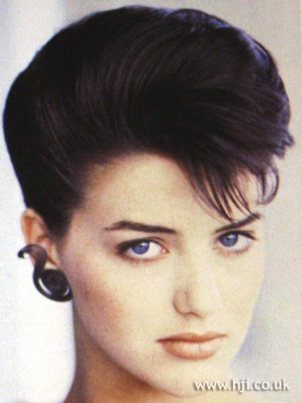 1987 smooth quiff