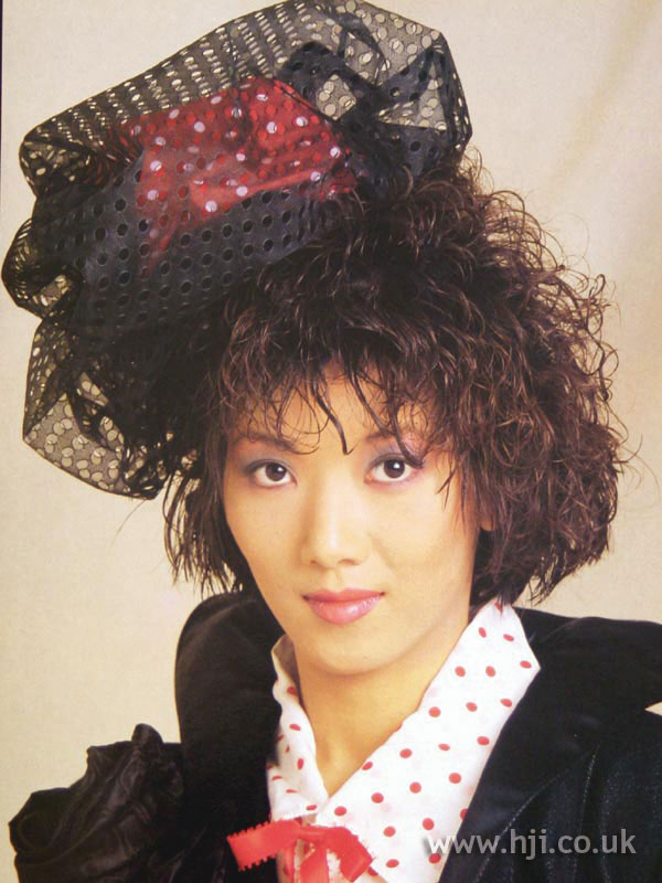 1987 textured perm hairstyle