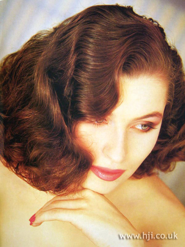 1987 asymmetric waves hairstyle