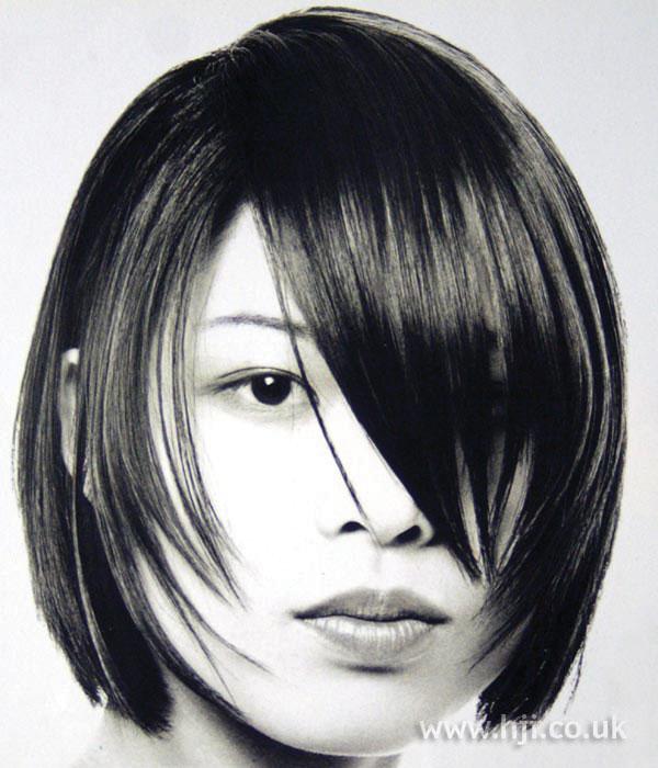 1997 brunette bob
