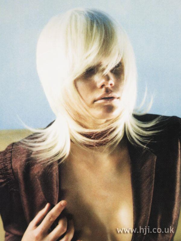 2000 framing blonde