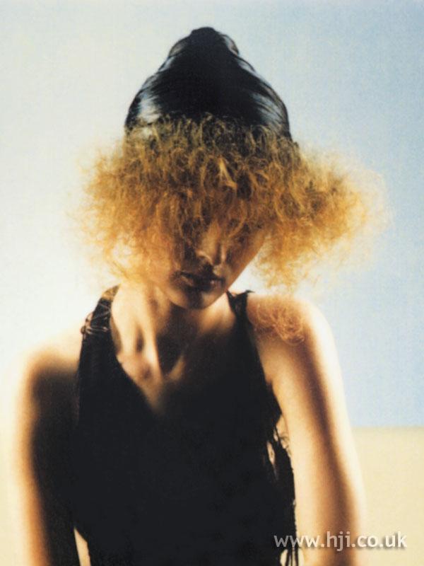 2000 redhead curls