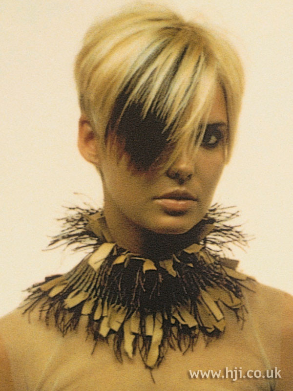 2001 asymmetric fringe