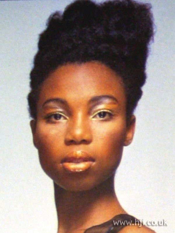 2002 afro quiff