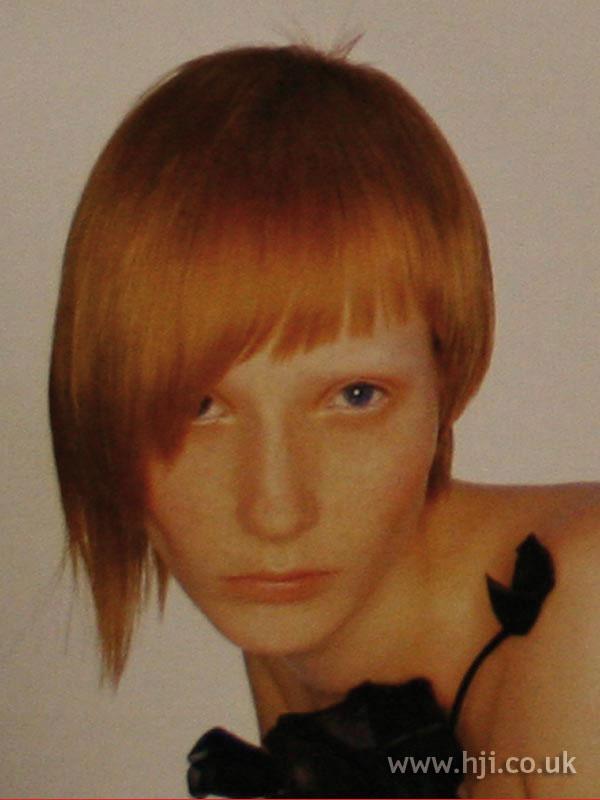 2002 asymmetric redhead