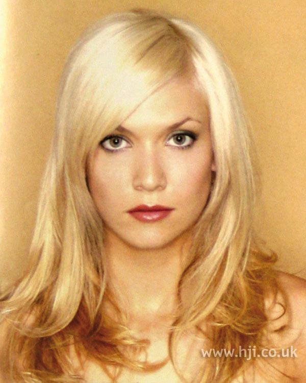 2002 long blonde