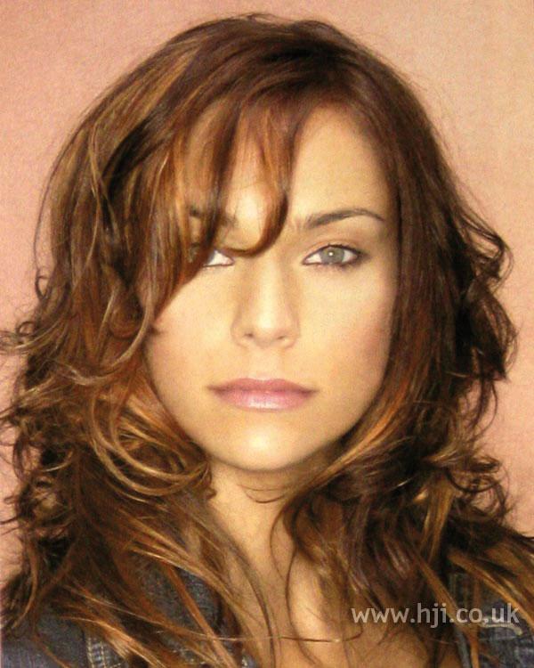 2002 long brunette