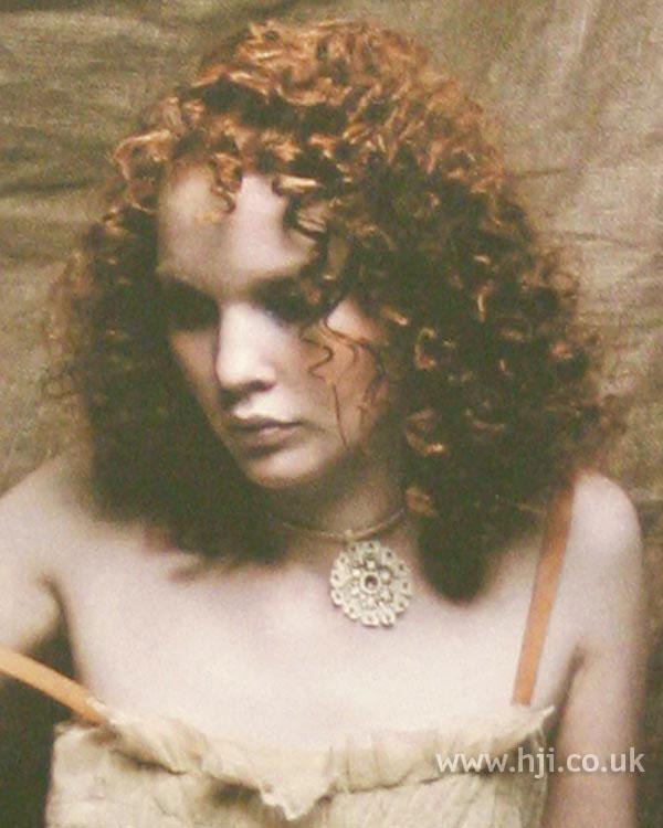 2002 redhead curls