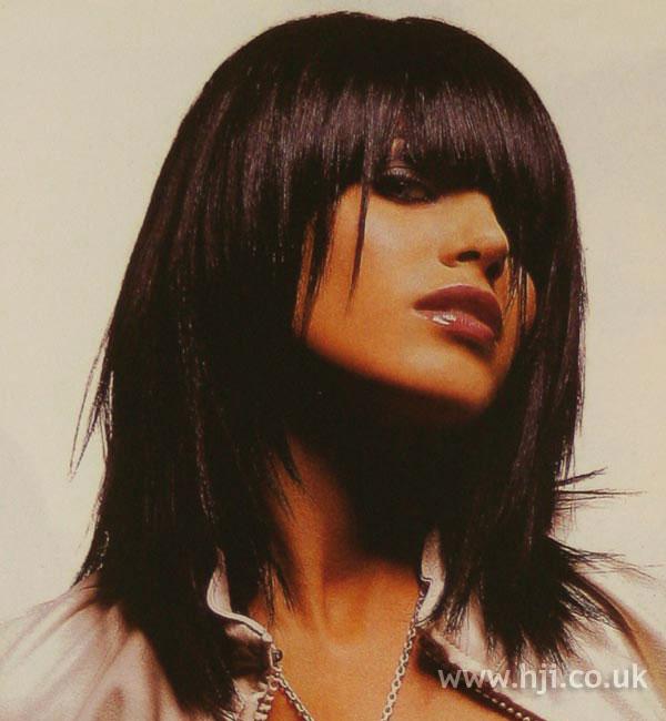 2003 brunette long