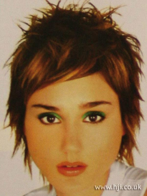 2003 brunette straight