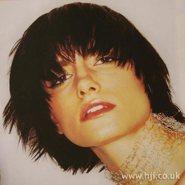 2003 brunette texture