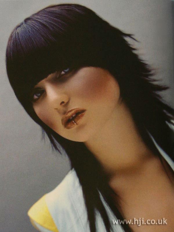 2003 shaped brunette