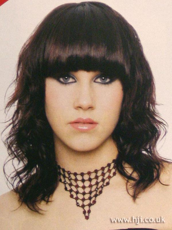 2004 black fringe
