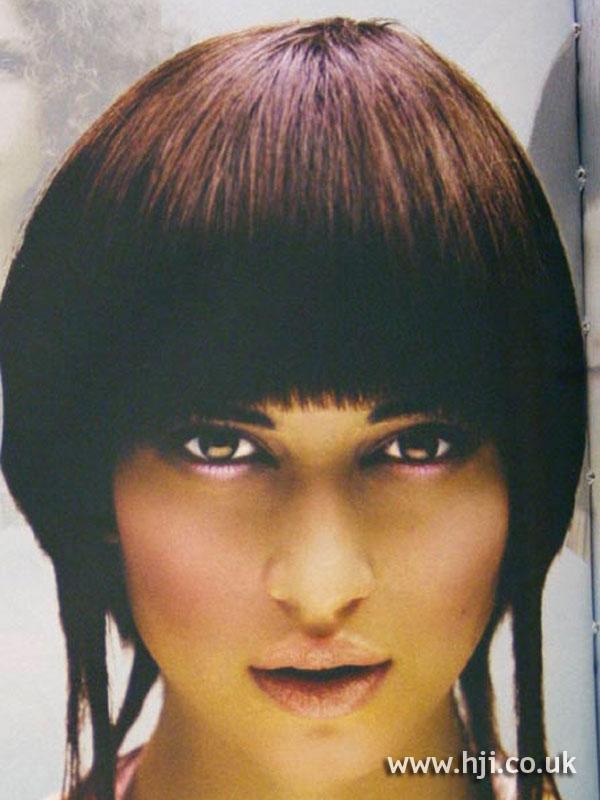 2004 brunette shape