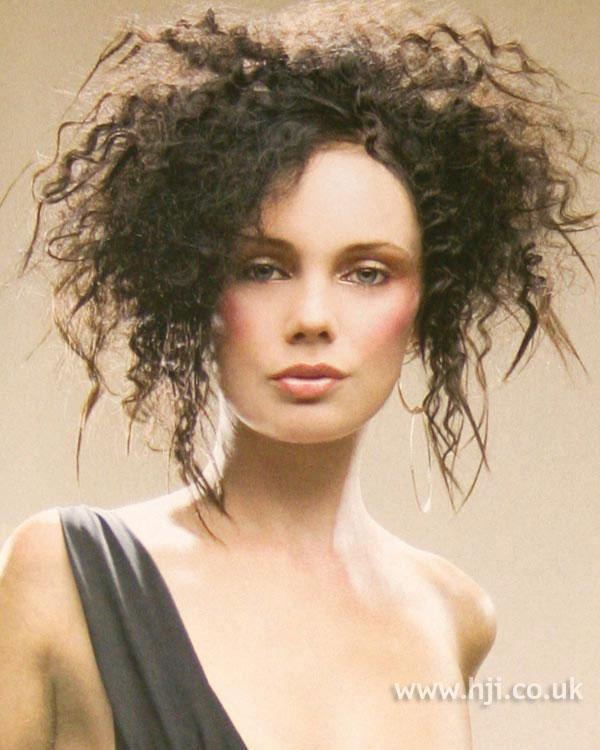 2004 curls brunette