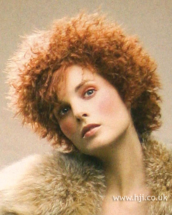 2004 curls redhead