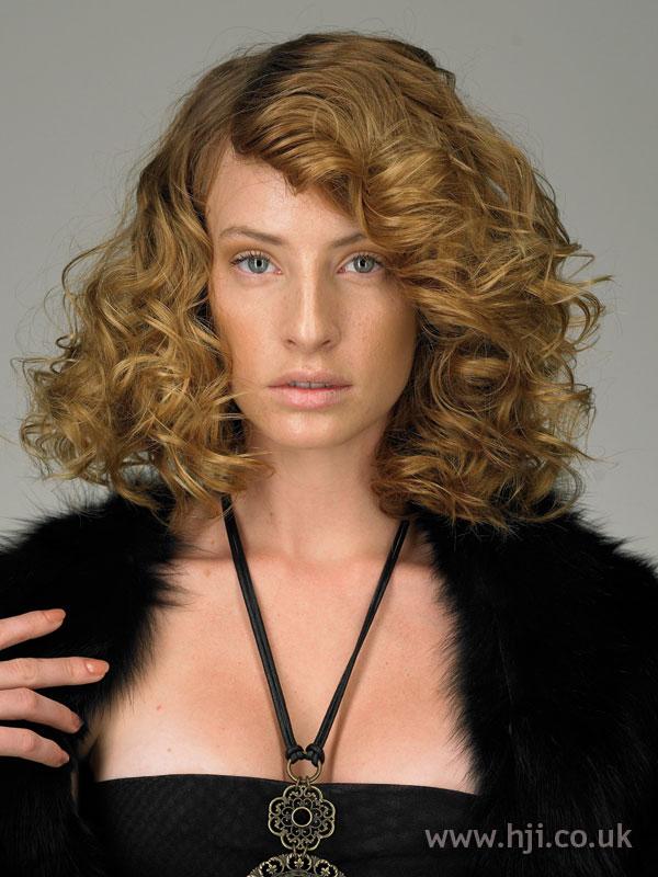 2005 asymmetric curls