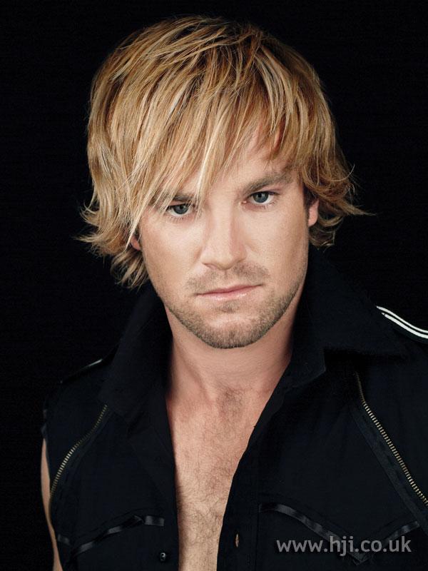 2005 men blonde