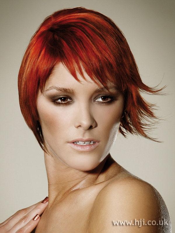 2005 texture redhead