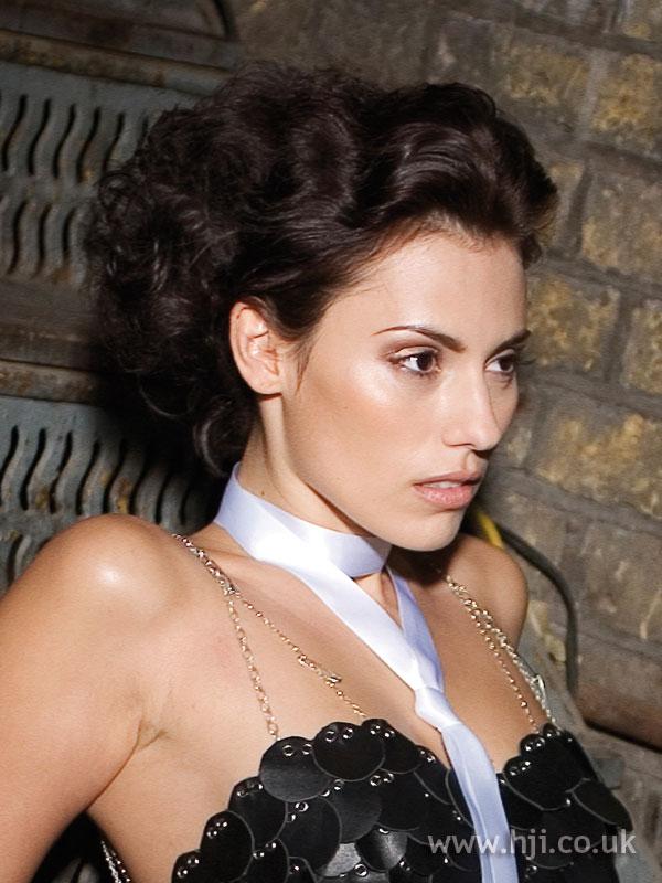 2006 backswept curls