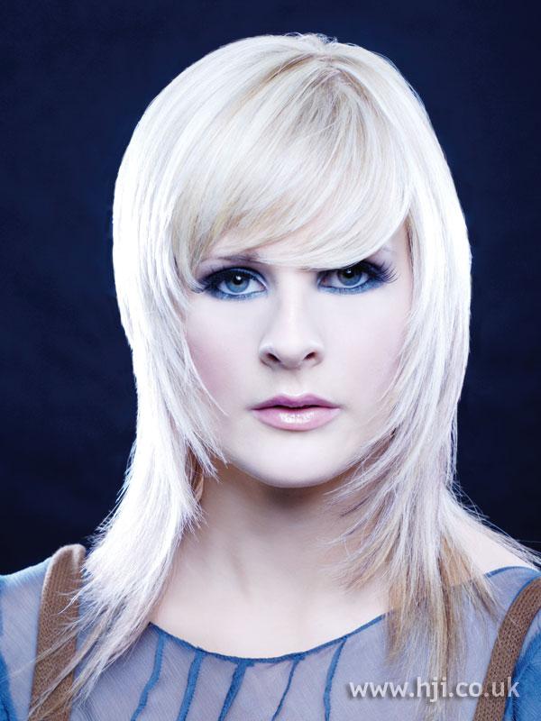 2006 blonde framing