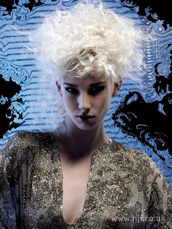 2006 blonde updo4