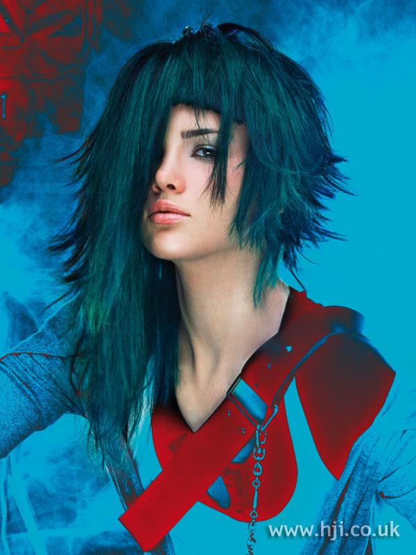 2006 blue texture