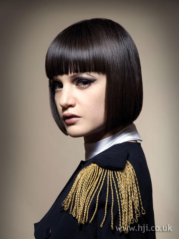 2006 sleek bob hairstyle