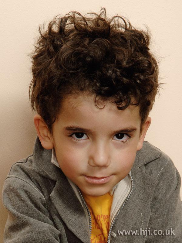 2006 boys curls