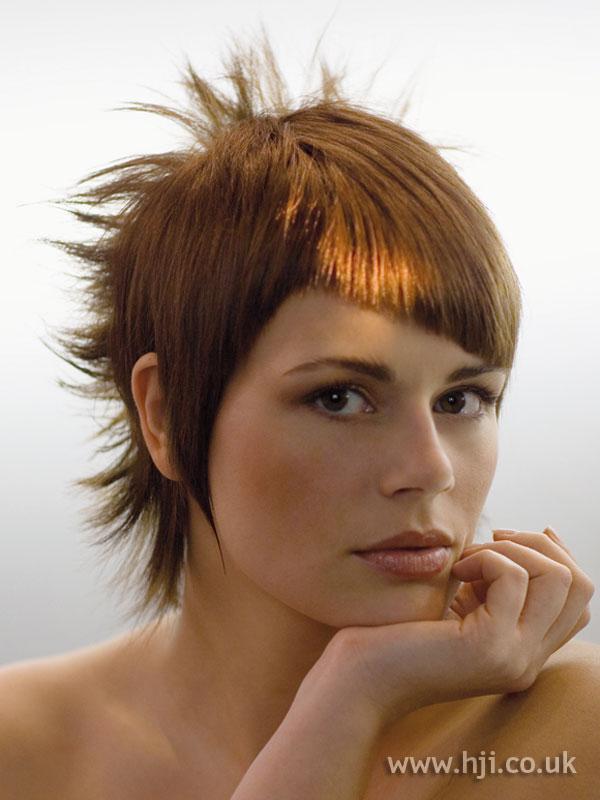 2006 brunette angular