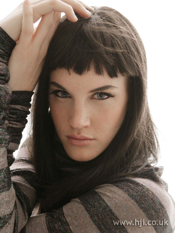 2006 brunette fringe6