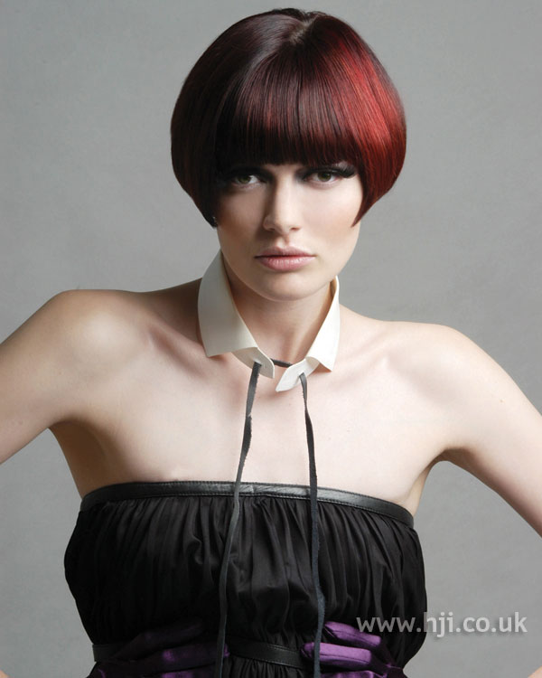 2006 creative bob hairstyle