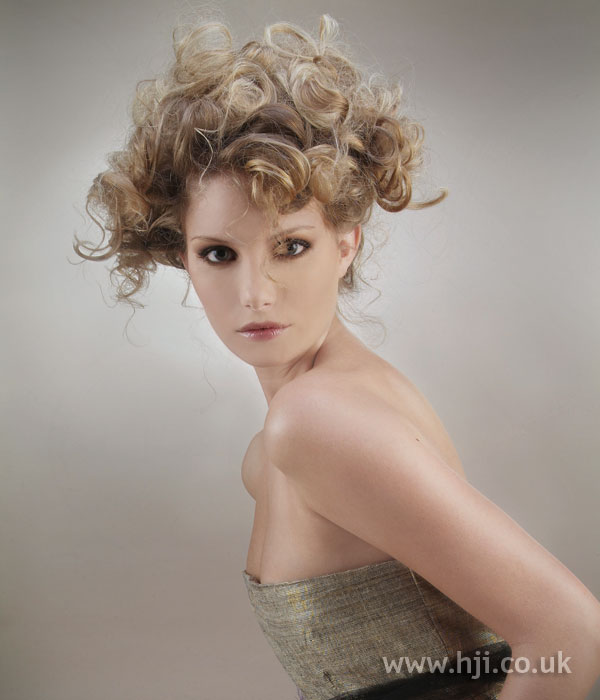 2006 curls updo hairstyle