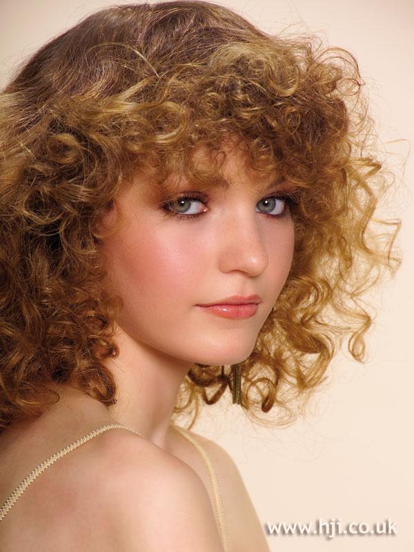 2006 fringe curls