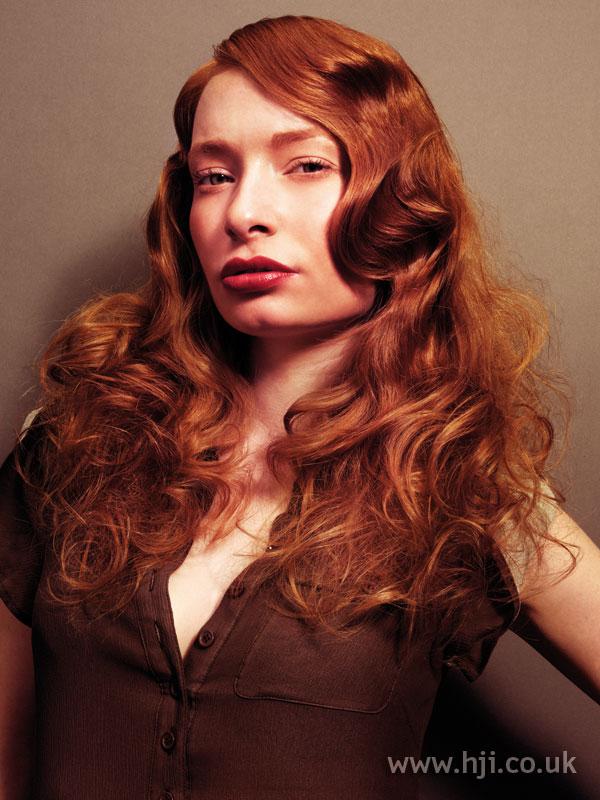 2006 long redhead