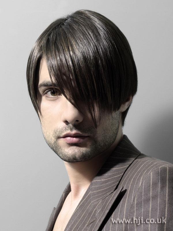 2006 men's fringe hairstyle